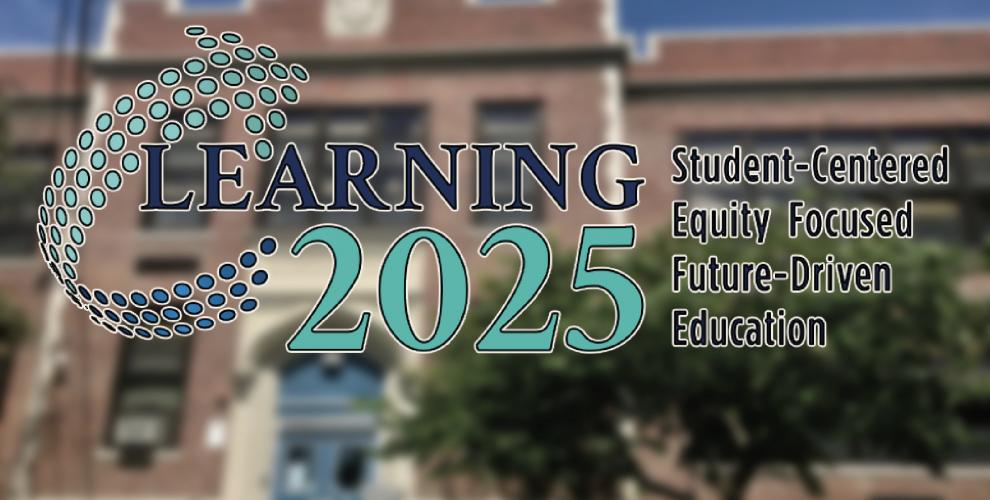 Learning 2025 logo